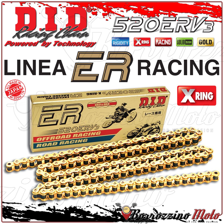 Catena O Ring Ox Ring.Catena Did Racing 520erv3 G G Gold M 118 X Ring Bmw F 650 F650 Gs