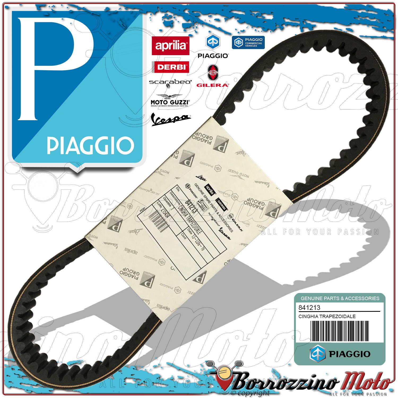 drive belt original genuine spare parts piaggio vespa gts 4t ie