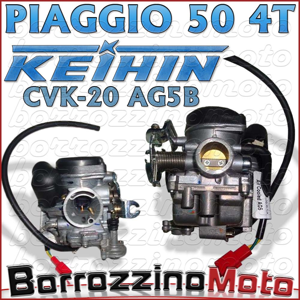 Carburatore vespa lx 50 4t