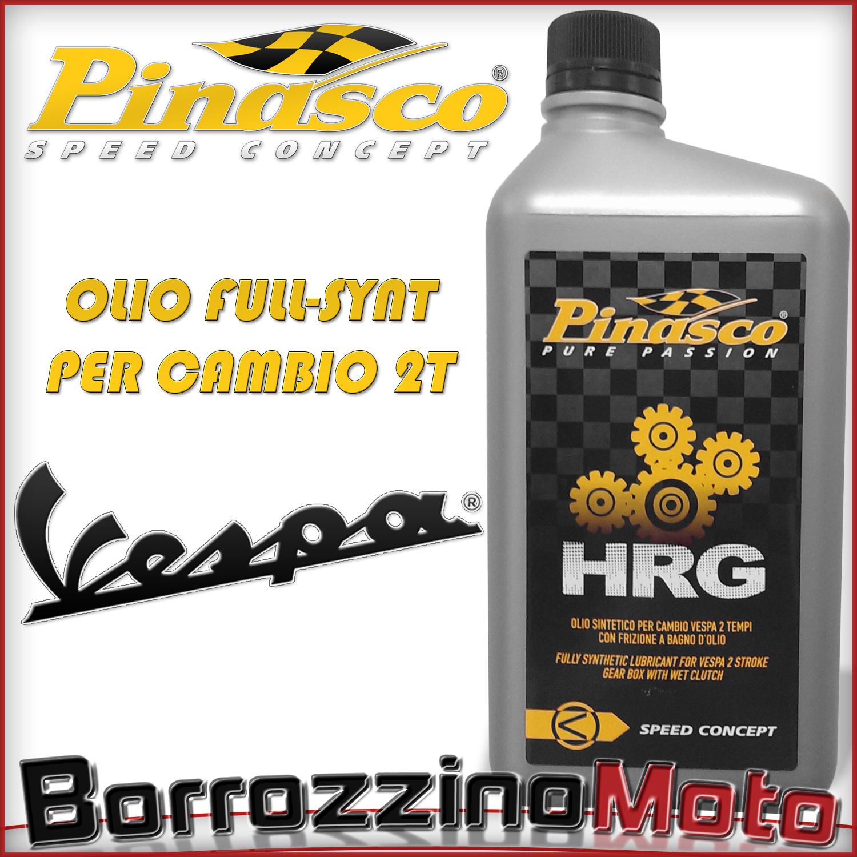 1l olio pinasco sintetico hrg cambio vespa 2t con dischi - Frizione a bagno d olio ...