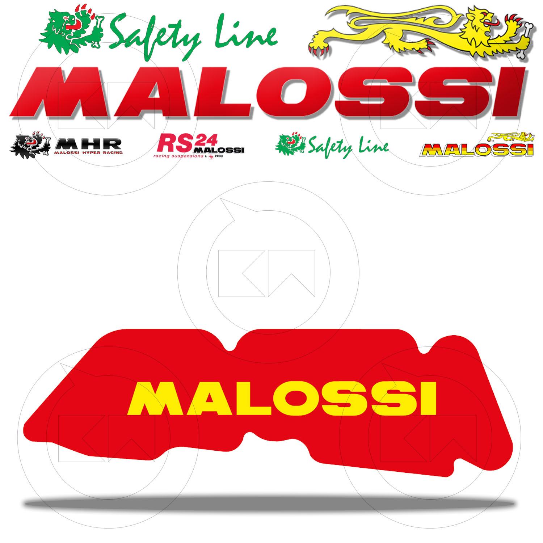MALOSSI 1411420 FILTRO ARIA RED SPONGE SPUGNA PIAGGIO ZIP 50 2T /<-1999