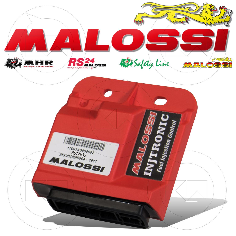 Malossi Centralina Injtronic per Piaggio-Liberty 50 I-GET dal 2016