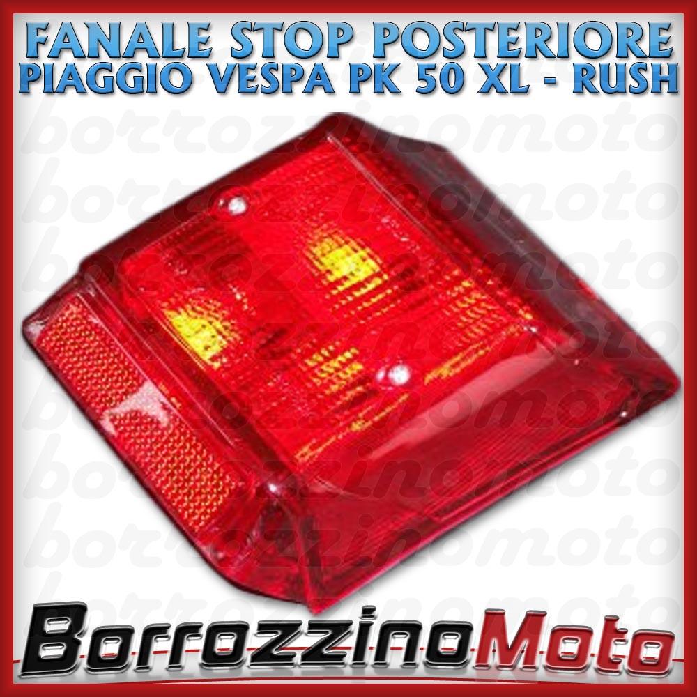 FANALE STOP POSTERIORE VESPA PK 50 PK 50 S